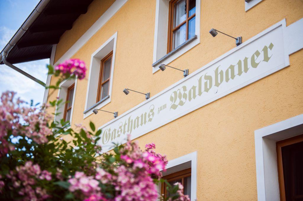 Gasthof Waldbauer Fassade